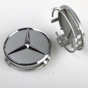 Wieldop kap Mercedes-Benz titanium grey