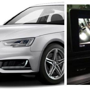 Audi A4 Avant Achteruitrijcamera B9