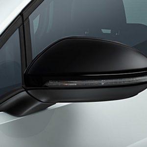 VW Golf 7 Spiegelkap set zwart hoogglans