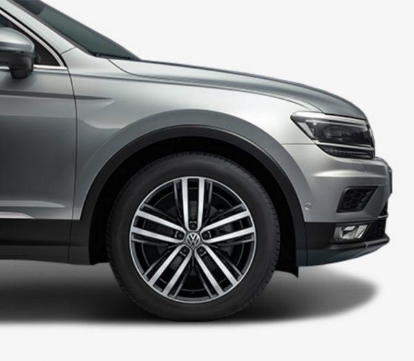VW Tiguan originele velgen