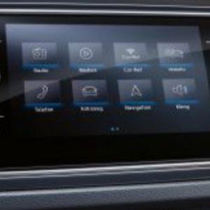 T-Roc navigatie systeem VW