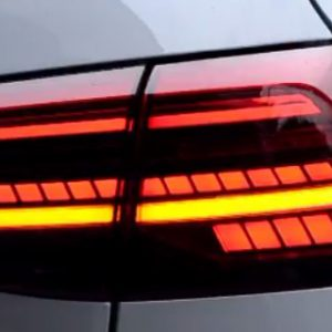 Golf 7 LED met dynamische knipperlicht