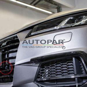 Parkeersensoren Audi TT uitbreiding voor