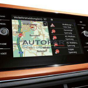 Discover Media Polo Volkswagen Origineel VW