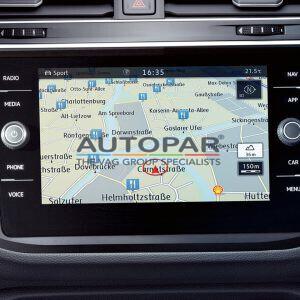 Volkswagen Passat Discover navigatie