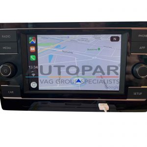 Volkswagen Passat Apple Carplay radio