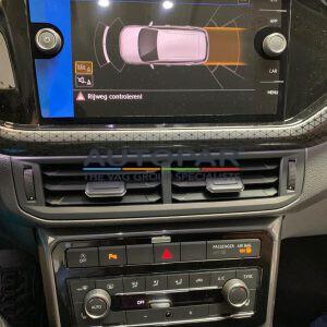 Volkswagen T-Cross parkeersensoren beeld