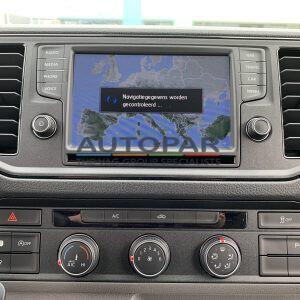 VW Crafter Discover Pro Infotainment Navigatiesysteem
