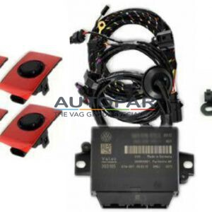 Audi A1 Parkeersensoren achterbumper