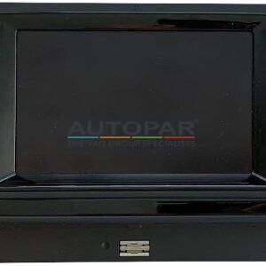 5g0919605 autopar radio scherm golf 7