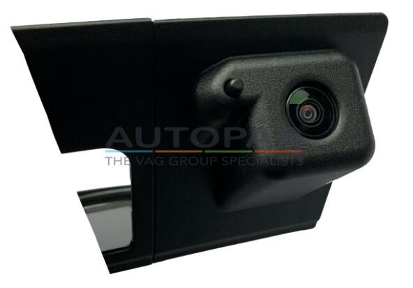 Audi e-tron camera autopar detail