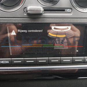Volkswagen citigo parkeersensoren