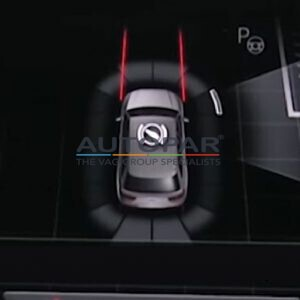 Audi Q2 inparkeerhulp afbeelding