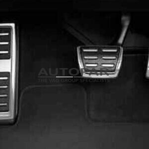 Audi A3 sportpedalen set RVS