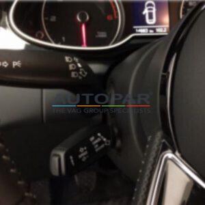 Cruise control Audi TT