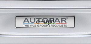 VW E-UP reflector achterzijde beide