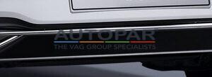 Vw Golf 8 achterdiffusor SPORT AUTOPAR Wit