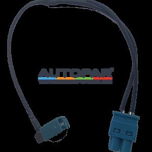 Antenne Adapter | FAKRA enkel naar dubbel voorzien van 2 draden