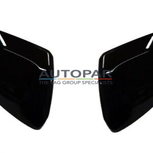 Polo VW spiegelkappen hoogglans zwart AW