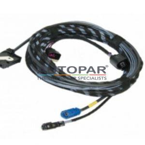 Volkswagen Polo kabel achteruitrijcamera Polo AW