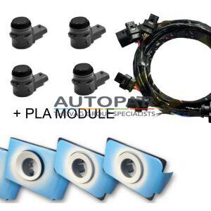 Parkeersensoren Transporter T6.1 Inparkeersysteem / Parkeerhulp
