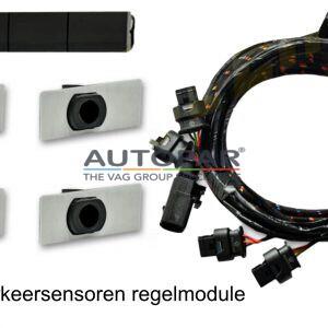 T6.1 parkeersensoren ACHTERBUMPER