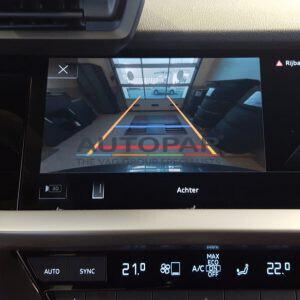 Audi A3 2020 2021 camera autopar achteruitrijcamera